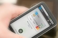 Tapping away at checkout with a card, mobile, and now wearable