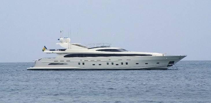 IRA yacht - St. Vitamin