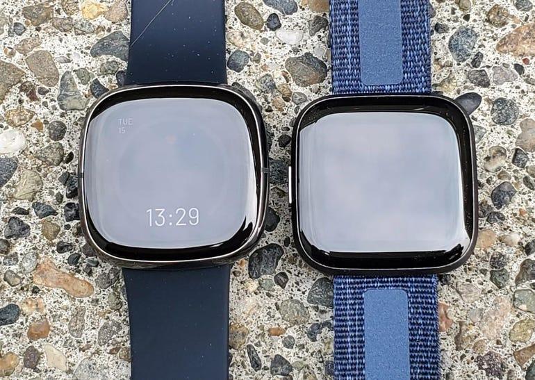 Fitbit Sense vs Versa 2