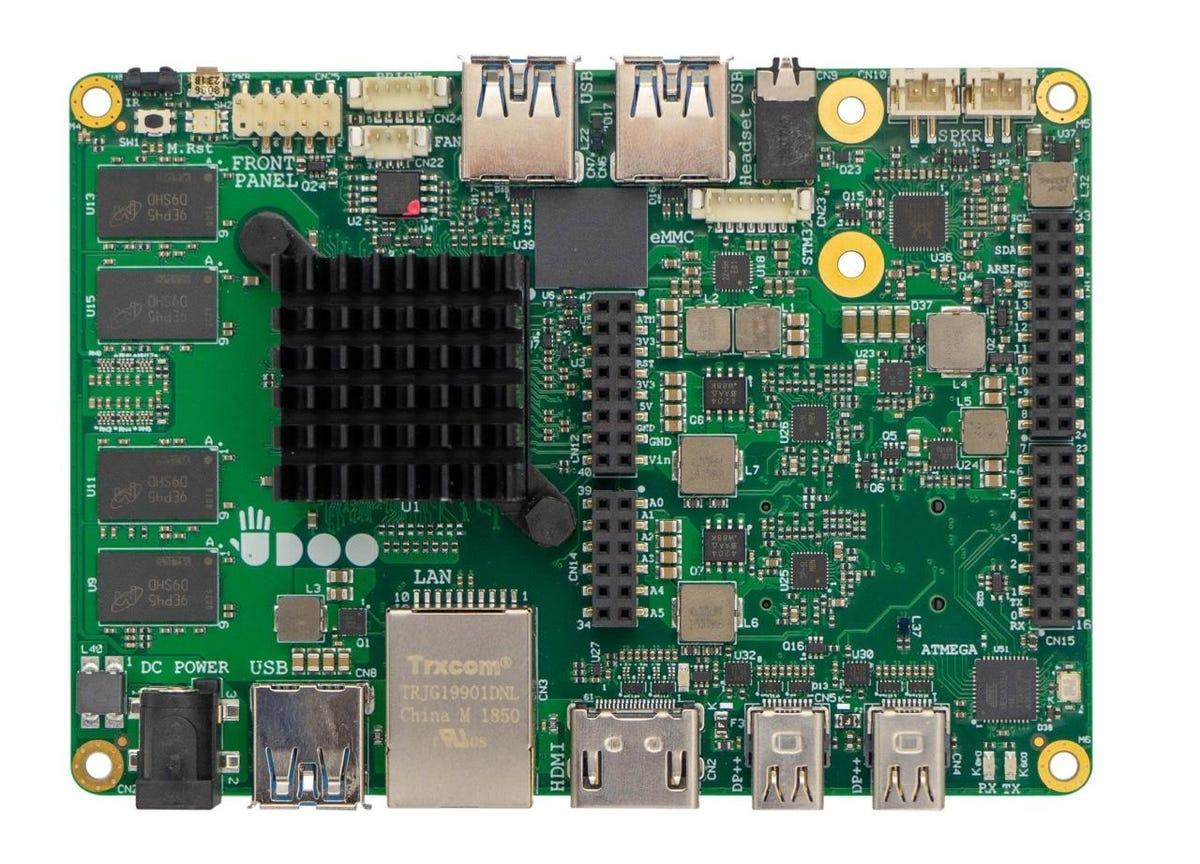 Udoo x86 II Ultra