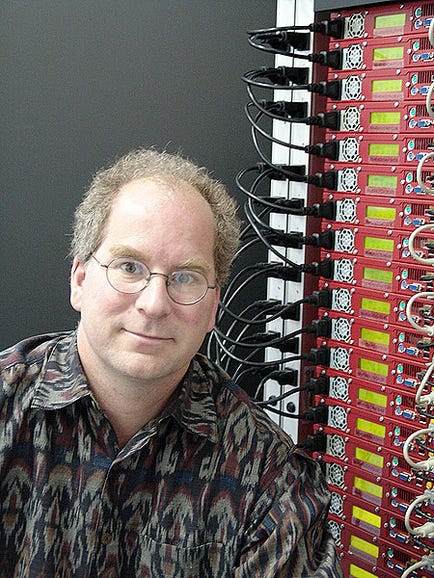 Brewster Kahle, the librarian of Alexandria, v.2