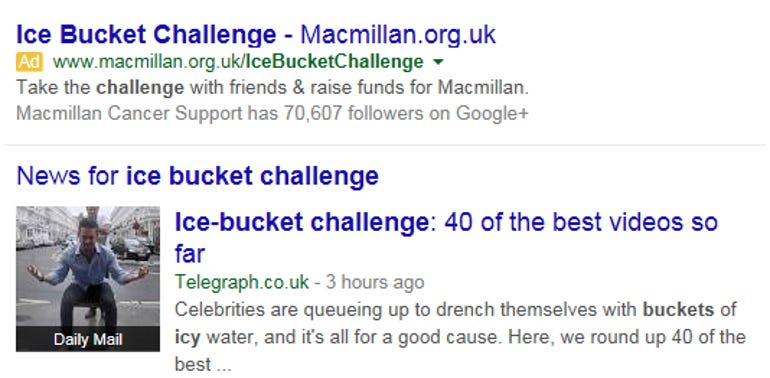 How the ALS ice bucket challenge hijack could harm other charity brands