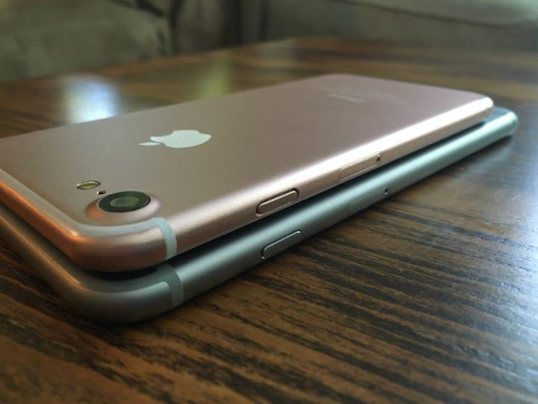 iPhone 6s similarities