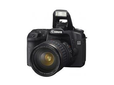 Canon catches up to the rumor mill and announces EOS 50D