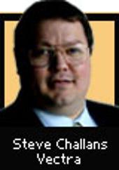 Steve Challans, Vectra