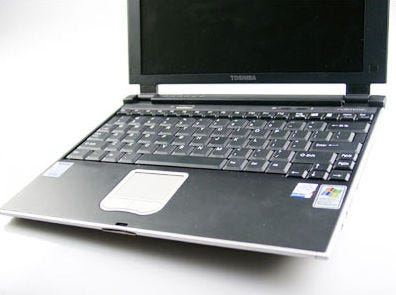 Toshiba Portege 2010 notebook