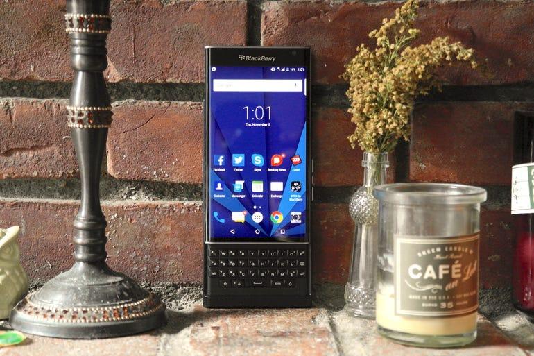 Meet the BlackBerry Priv