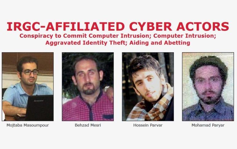 IRGC hackers