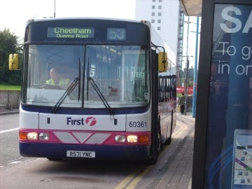 First UK Bus drivers get driving help from GreenRoad system