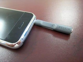 Belkin Headphone Adapter for iPhone