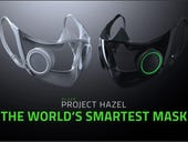 CES 2021: Razer shows off 'smart' prototype mask with so-called sterilisation charging case
