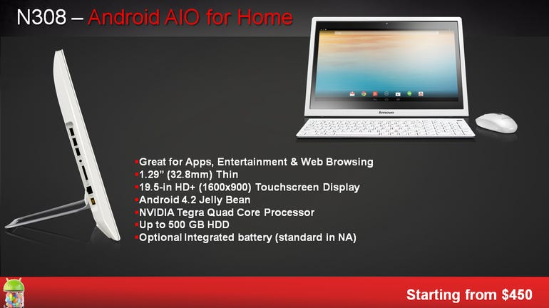 lenovo all in one android