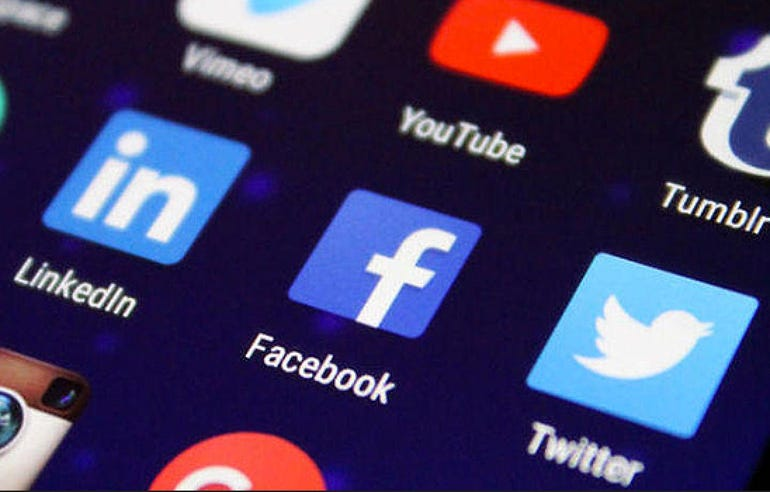Update your social media account privacy settings