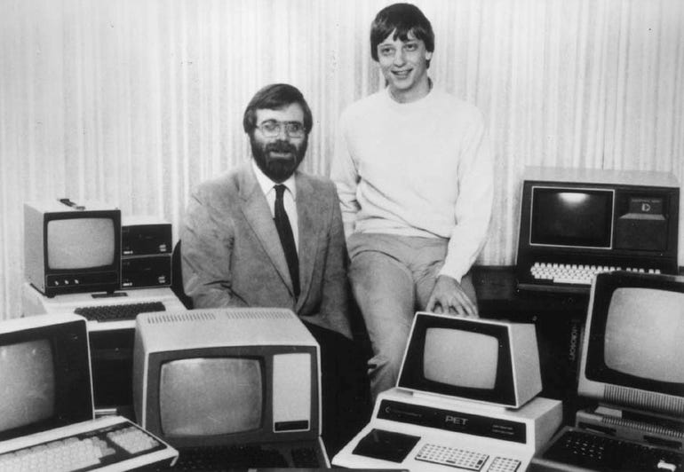 Paul Allen, former CEO of Vulcan Inc.