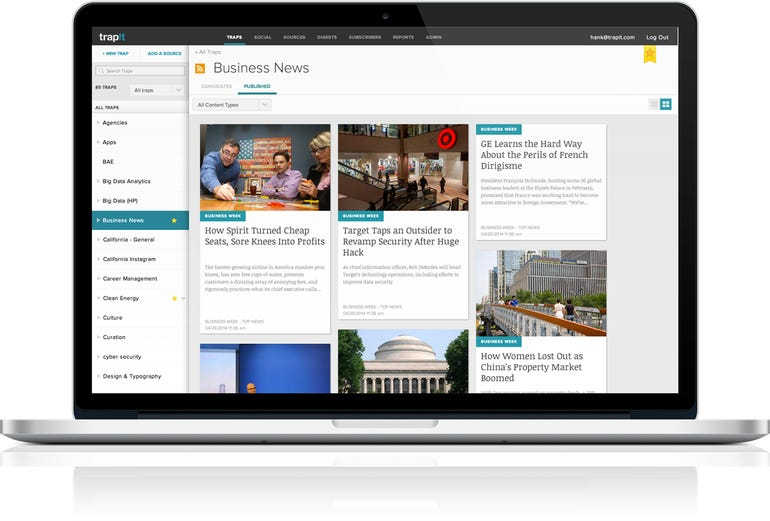 Trapit's new release aims to empower social employees ZDNet