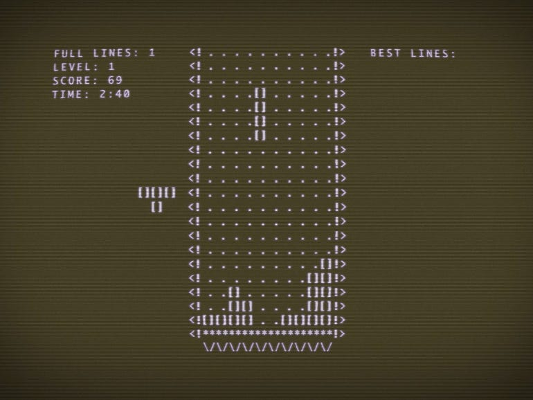 Tetris, Russia