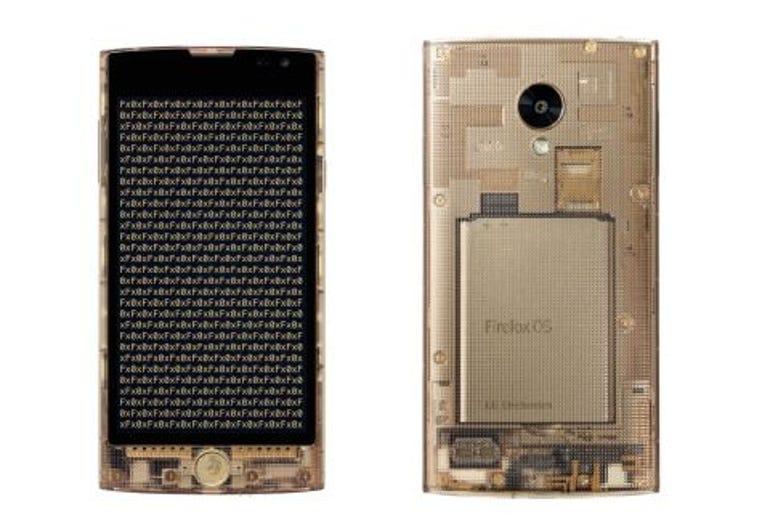 LG FxO smartphone