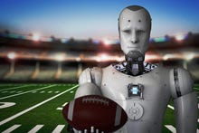 Why Tom Brady should be replaced by a robot. No, really.