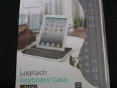 Logitech Keyboard Case for Apple iPad 2 by ZAGG