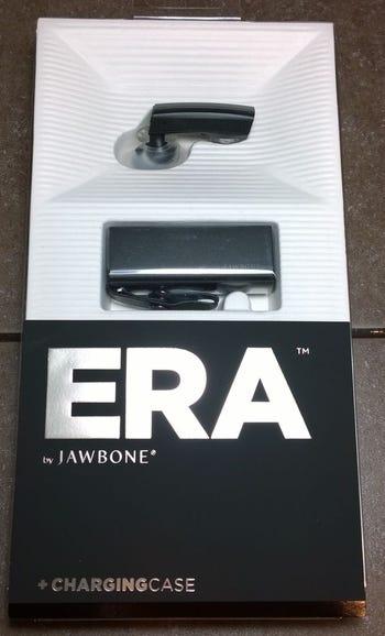 New Jawbone Era retail package