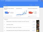 Google updates Trends with real-time search data