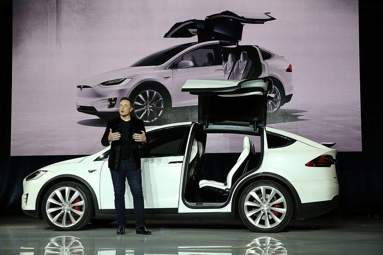 Elon Musk, CEO of Tesla