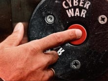 Cyber war isn't turning out quite how it was expected