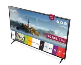LG's 60-inch TV