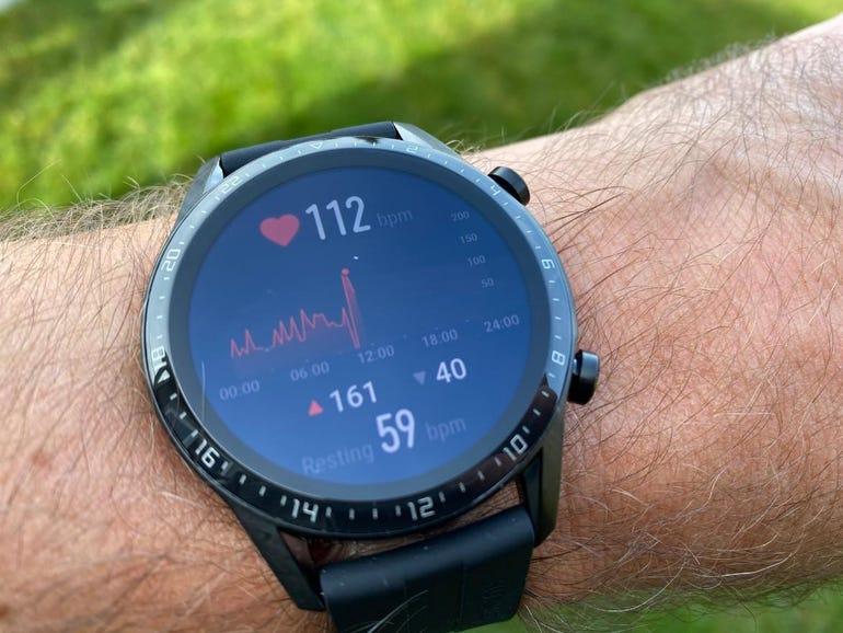 Heart rate summary