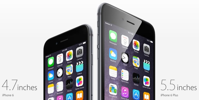 Better manage iPhone 6/6 Plus supply