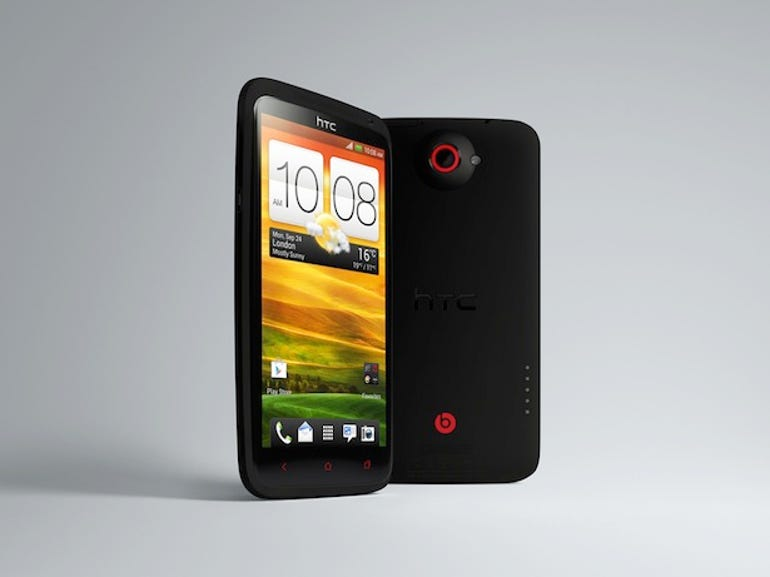 HTC announces One X+ with faster processor, more storage, and larger battery