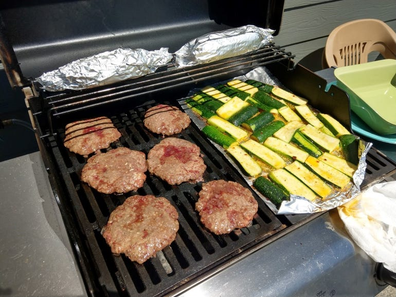 Memorial Day barbeque