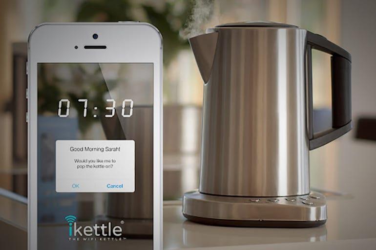 iKettle Wi-Fi electric kettle