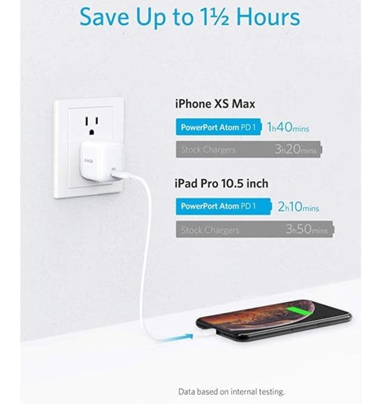 Anker PowerPort Atom PD1 30W USB-C charger
