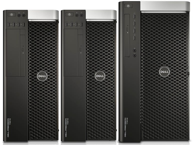 Dell Latest Precision Tower Lines T3610, T5610, T7610