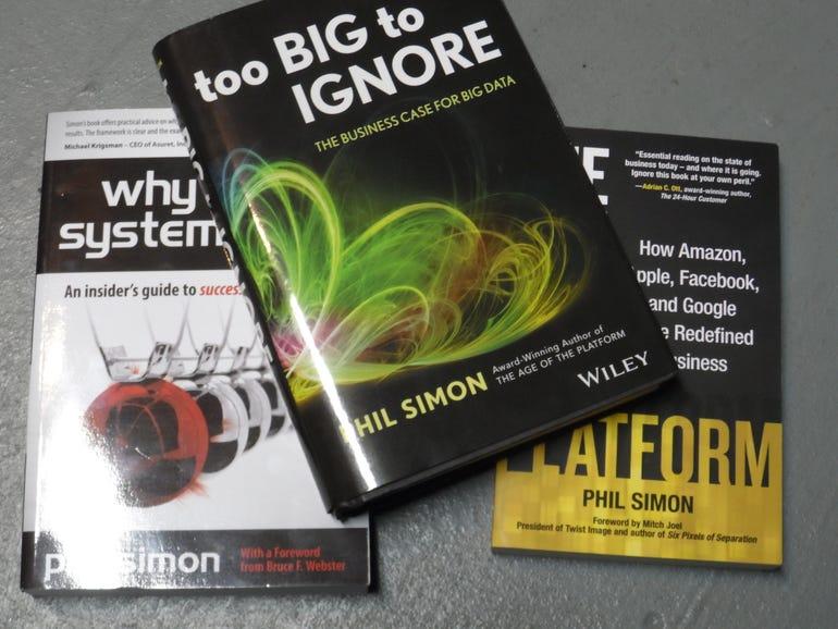 Phil Simon's New Book