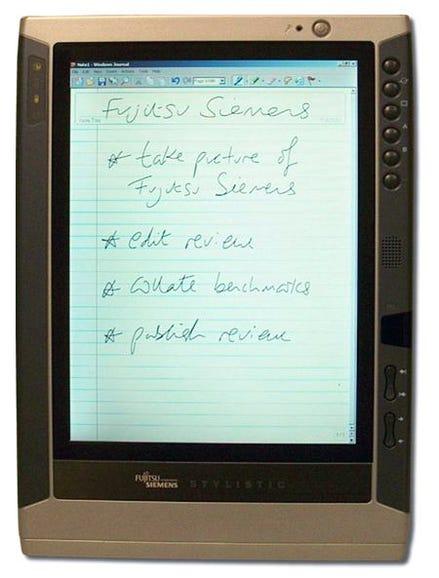 Fujitsu Stylistic ST4110, 2002