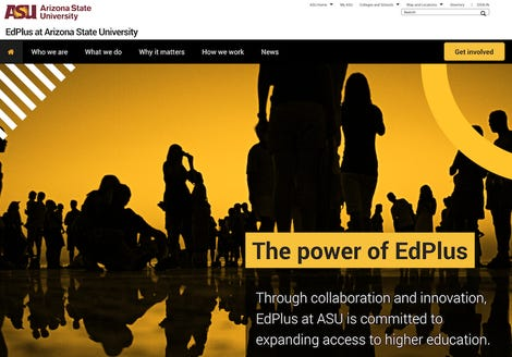 EdPlus at ASU
