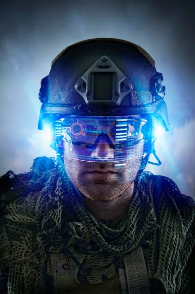 Virtual war; real PTSD