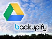 Google Drive and Backupify