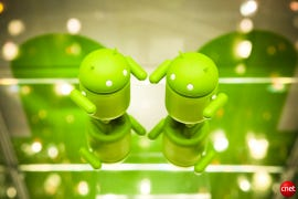 Google Android security