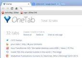 OneTab screen