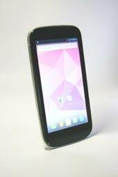 CZ's first smartphone