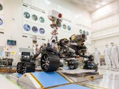 NASA takes smarter Mars 2020 rover for first test-spin
