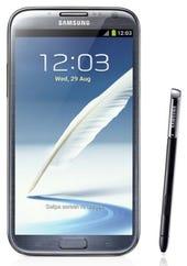 T-Mobile begins LTE OTA update for Samsung Galaxy Note II