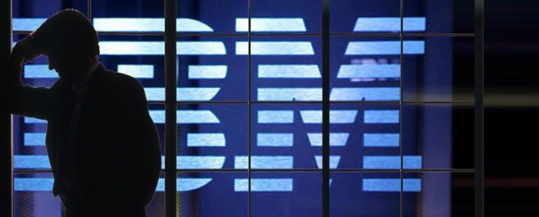 IBM businessman