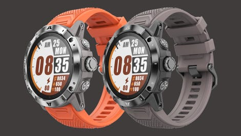 Coros Vertix2: Nouvelle montre d'aventure avec GPS amélioré, musique embarquée et autonomie extrême