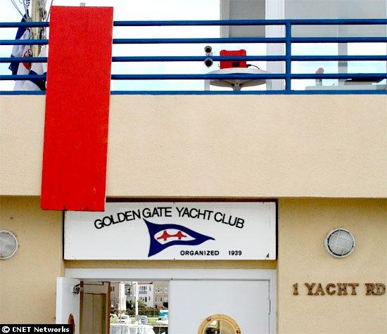 Golden Gate Yacht Club