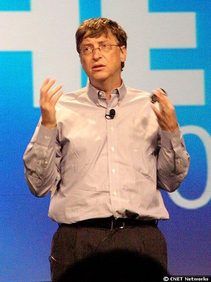 Gates at WinHEC 2006
