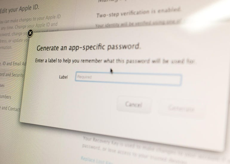 3. Setup two-factor authentication on your online accounts